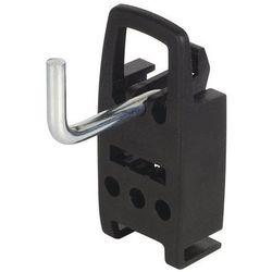 WOLFCRAFT Kpl 5 haków 30 mm, do perforowanego panela lub szafki WSS 6091000 (ZNALAZŁEŚ TANIEJ - NEGOCJUJ CENĘ !!!)
