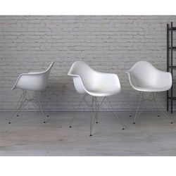 Krzesło P018PP HF insp DAR - biały