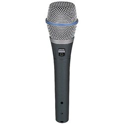 Shure BETA 87C Mikrofon kardioidalny