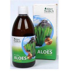 Aloes sok 500ml Alter Medica - sok z aloesu