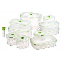 Pojemniki próżniowe VacuumSaver, BPA Free 10 sztuk - Victor