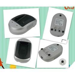 Panasonic VW-VBK180 / VW-VBL090 / VW-VBY100 ładowarka AVMPXSE z wymiennym adapterem (gustaf)