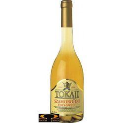 Wino Tokaji Szamorodni Edes (Słodki) Węgry 0,5l