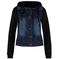 TWINTIP Kurtka jeansowa dark blue & black