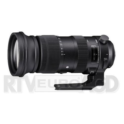 Sigma S 60-600 mm f/4.5-6.3 DG OS HSM Canon