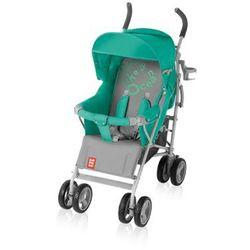 Baby Design, Bomiko XL, wózek spacerowy, Turquoise Darmowa dostawa do sklepów SMYK