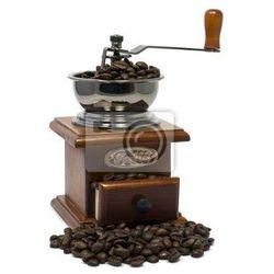 Naklejka Stary młynek do kawy