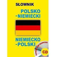 Słownik polsko - niemiecki niemiecko - polski + elektroniczny słownik CD