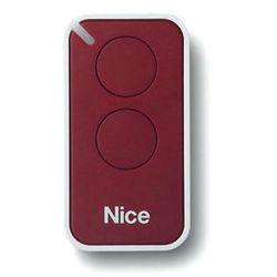 Pilot NICE INTI 2-kanałowy 433.92 MHz czerwony (INTI2R)
