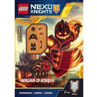 Lego Nexo Knights. Walka o księgi! - Wysyłka od 3,99 (opr. miękka)