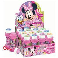 Bańki mydlane Myszka Minnie Display 36 sztuk