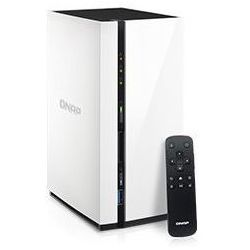 QNAP TAS-268 2x0HDD 2GB 1.1GHz 1xLAN 1xUSB3.0 DARMOWA DOSTAWA DO 400 SALONÓW !!