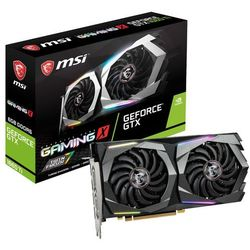 MSI GeForce GTX 1660 Ti GAMING X - 6GB GDDR6 RAM - Karta graficzna