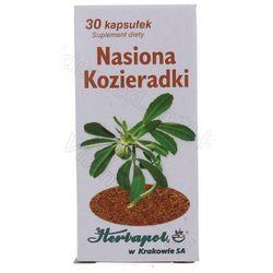 Nasiona kozieradki (30 kpas.)