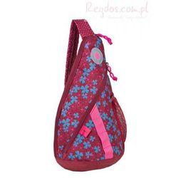 Lassig Plecak na Jedno Ramię Blossy pink