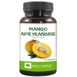Mango Afrykańskie x 60 kapsułek