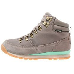 The North Face BACKTOBERKELEY REDUX Buty trekkingowe morel brown/surf green