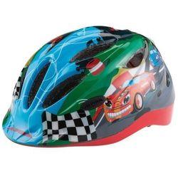 ALPINA Gamma Flash 2.0 - Kask rowerowy dziecięcy, 46-51cm - Racing (46-51cm)