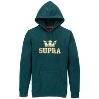 bluza SUPRA - Above Pullover Hood Evergreen/Gold (337) rozmiar: XL