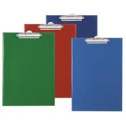 Clipboard deska z klipem Biurfol, format A4, jasno zielona