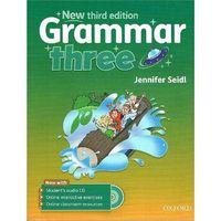 Grammar Three New 3E SB with audio CD Pack