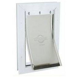 Białe aluminiowe drzwi 620 1 szt.