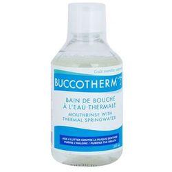 Buccotherm Natural Mint płyn do płukania jamy ustnej z wodą termalną + do każdego zamówienia upominek.