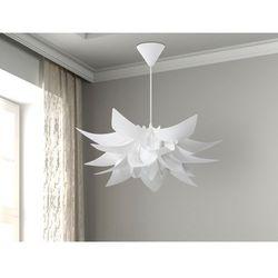 Lampa biala - sufitowa - zyrandol - lampa wiszaca - ALVA