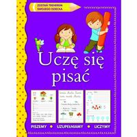 Uczę się pisać (opr. miękka)