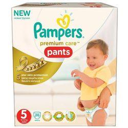 PAMPERS Premium Care Pants 5 Junior 20szt Pieluchomajtki