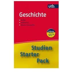 Studien-Starter-Pack Geschichte, 3 Bde.