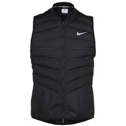 Nike Performance AEROLOFT Kamizelka black/reflective silver