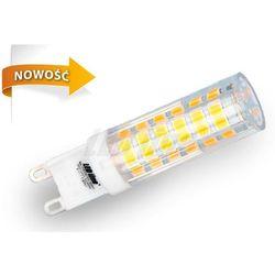 LED line Żarówka LED G9 SMD 6W (60W) 550lm 230V barwa zimna 245961