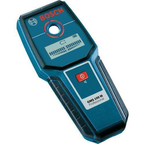 Wykrywacz przewodów Bosch GMS 100 M 0601081100