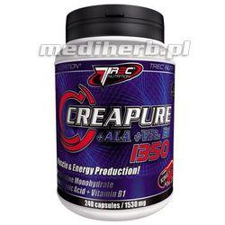 Trec Creapure + ALA + wit. B1 (King Size) - 120 kaps