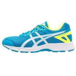 ASICS GELGALAXY 9 Obuwie do biegania treningowe blue jewel/white/safety yellow