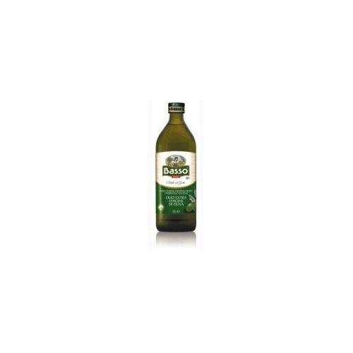 Oliwa z oliwek Basso z pierwszego tłoczenia 1l