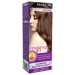 Marion Szampon koloryzujący Marion Color nr 24 jasny brąz