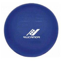Piłka gimnastyczna Rucanor Gym Ball 90cm niebieska + pompka