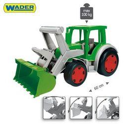 Wader, Traktor-spychacz, Farmer Gigant, 60 cm Darmowa dostawa do sklepów SMYK