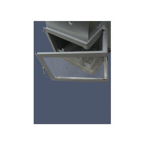 NOWOCZESNY NAROŻNY wkład kominkowy wodny z boczną szybą Kominek z płaszczem wodnym 13-18kW WIENK