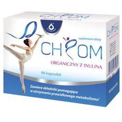 Chrom Organiczny kaps. 96 kaps.