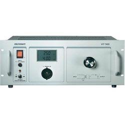 Transformator laboratoryjny separacyjny Voltcraft VIT 500, 1-250 V, 2 A, 500 VA