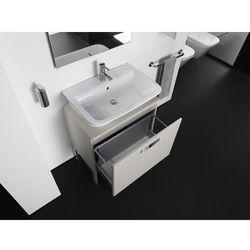 Zestaw łazienkowy 70 cm z szufladami Roca Gap A855711576 biel