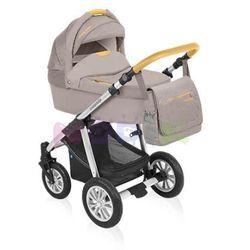 Wózek wielofunkcyjny Lupo Dotty Baby Design (Denim beżowy)