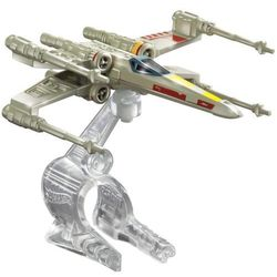 Mattel Hot Wheels Star Wars statek X-wing Fighter Red 5