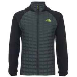 The North Face Men's Thermoball Hybrid Hoody - Spruce Green - XXL