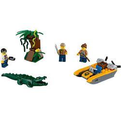 Klocki Lego City Karetka Pogotowia 4431 Od 60157 Dżungla Zestaw