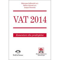 VAT 2014. Komentarz dla praktyków (z suplementem elektronicznym)