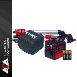 ADA CUBE 2-360 Laser krzyżowy + STATYW